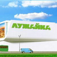 ТРЦ-Лужайка